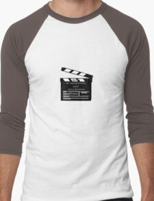 BLARNEY MAN DOES HOLLYWOOD Men's Baseball ¾ T-Shirt