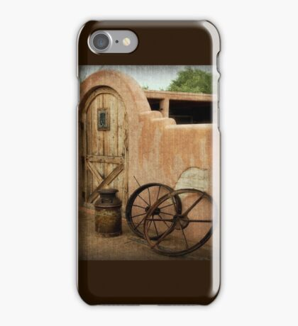 The Western Style iPhone Case/Skin