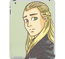 Legolas Greenleaf: Lord of the Rings iPad Case/Skin