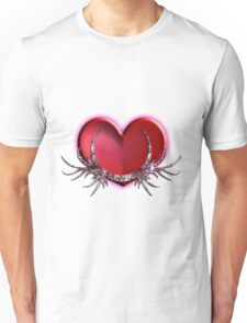 hearty heart heart Unisex T-Shirt
