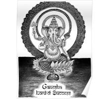 Ganesha - Lord of Success Poster