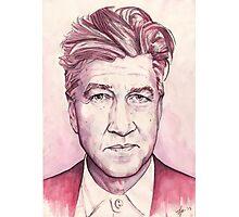 David Lynch - Dune - Twin Peaks - The Elephant Man - Blue Velvet Photographic Print