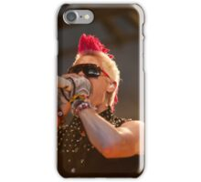 Thirty Seconds to Mars 01 iPhone Case/Skin
