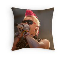 Thirty Seconds to Mars 01 Throw Pillow