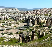 Turkish Delight at Goreme by gregw