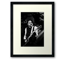 Thirty Seconds to Mars 02 Framed Print