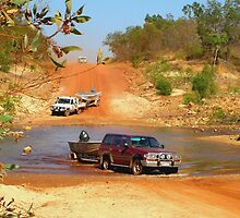 Road to Boorooloola, Northern Territory, Australia by gregw