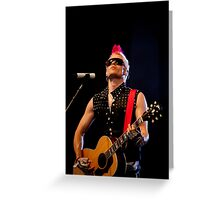 Thirty Seconds to Mars 04 Greeting Card