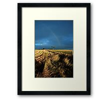 The Rihanna Tree Bangor Framed Print
