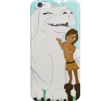 How To Train Your Luck Dragon iPhone Case/Skin