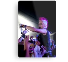 Thirty Seconds to Mars 06 Metal Print