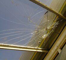 Broken window by Andy  Housham