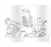 Baby Adam Poster