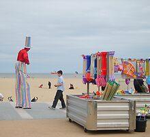 Seaside colours by Tanya Housham
