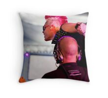 Thirty Seconds to Mars 03 Throw Pillow