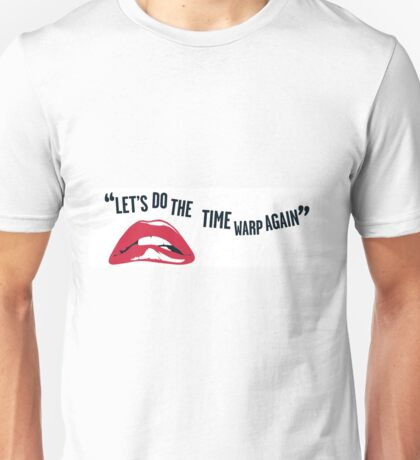 Time Warp Unisex T-Shirt