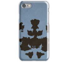 Watchmen - Rorscach iPhone Case/Skin