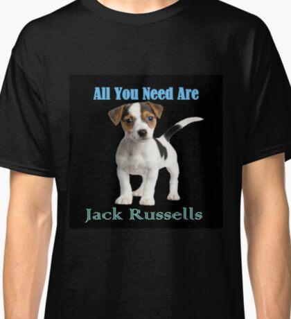 Jack Russells Classic T-Shirt