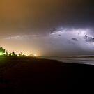 Mermaid Lightning by Evan Malcolm