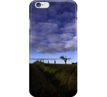 The Rihanna Tree, The Blues! iPhone Case/Skin