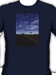 The Rihanna Tree, The Blues! T-Shirt