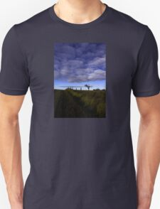 The Rihanna Tree, The Blues! Unisex T-Shirt