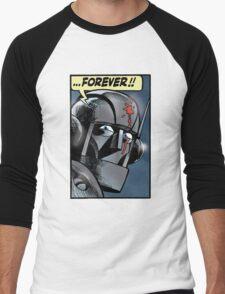 Iron Ghost - Forever!! Men's Baseball ¾ T-Shirt