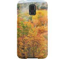 Autumn Overlook Samsung Galaxy Case/Skin