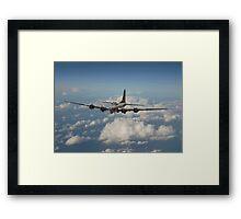 B17- 8th Air Force  Workhorse Framed Print