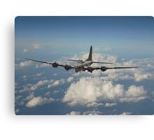B17- 8th Air Force  Workhorse Canvas Print