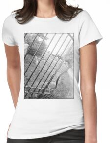 Gate Womens Fitted T-Shirt