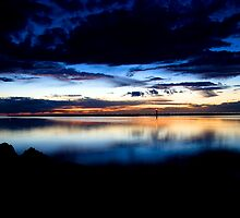 The Blue Hour by Peter Ede