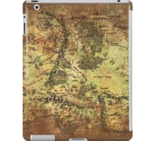 Distressed Maps: Lord of the Rings Middle Earth iPad Case/Skin