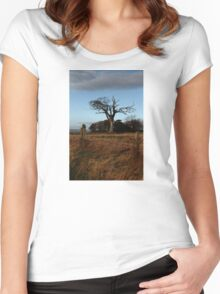 The Rihanna Tree, And Friends! Women's Fitted Scoop T-Shirt