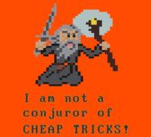 I am not a conjuror of CHEAP TRICKS! Kids Clothes