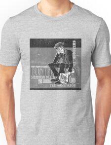 The Silent Master Unisex T-Shirt