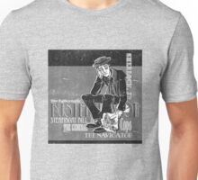 The Silent Master Unisex T-Shirt