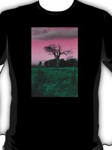 The Rihanna Tree, Playing With Pink! T-Shirt