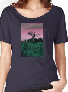 Rihanna Tree, Playing With Pink! Women's Relaxed Fit T-Shirt
