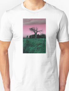 The Rihanna Tree, Playing With Pink! Unisex T-Shirt