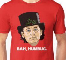Bah, Humbug. Unisex T-Shirt