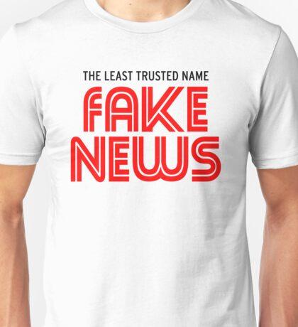 Fake News 1 Unisex T-Shirt