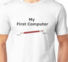The first computer Unisex T-Shirt