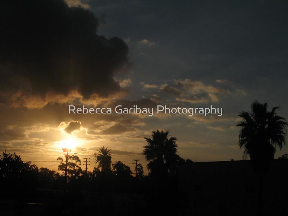 sunrise #2 by Rebecca Garibay Photography