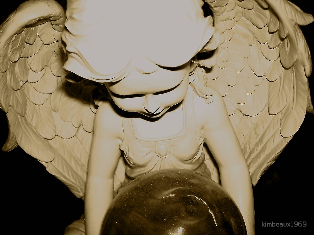 Angel; Looking IntoThe World by kimbeaux1969