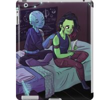 Teen Nebula + Gamora iPad Case/Skin
