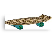 PENNY BOARD Canvas Print