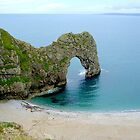 Durdle Door by Gordon Hewstone