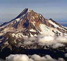 Majestic Mountain  by Kevin Miller