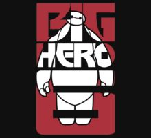 Big Hero 6 Baymax T-Shirt